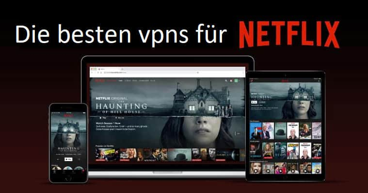 How to watch U.S. Netflix with a VPN