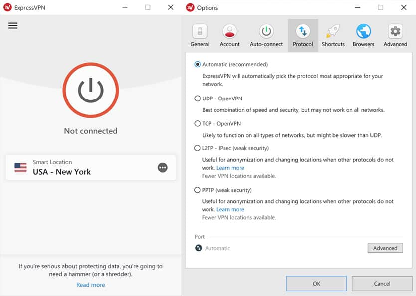 ExpressVPN-desktop-settings