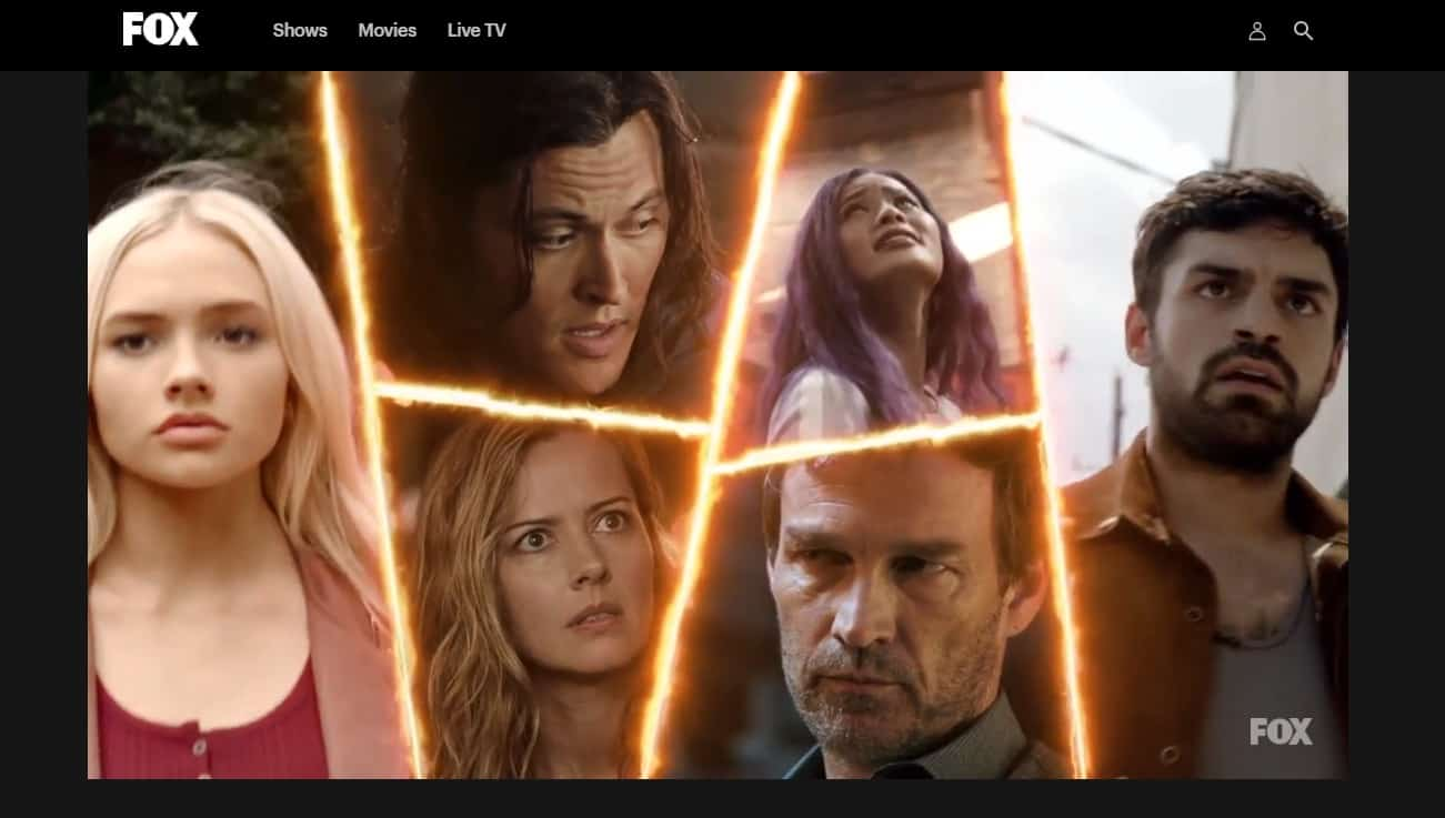 Fox The Gifted preview
