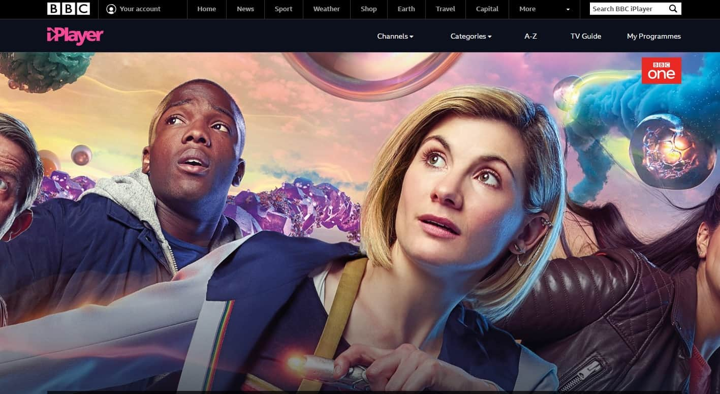 How to watch Doctor Who online from abroad