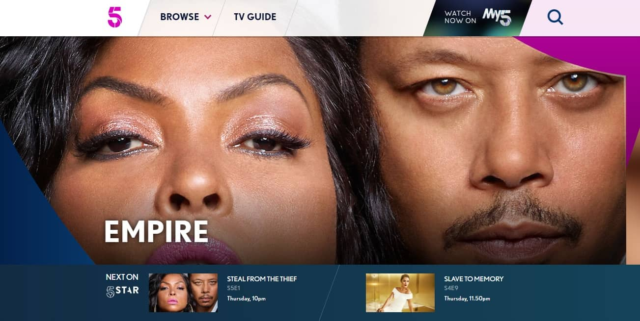 How to watch Empire in the UK