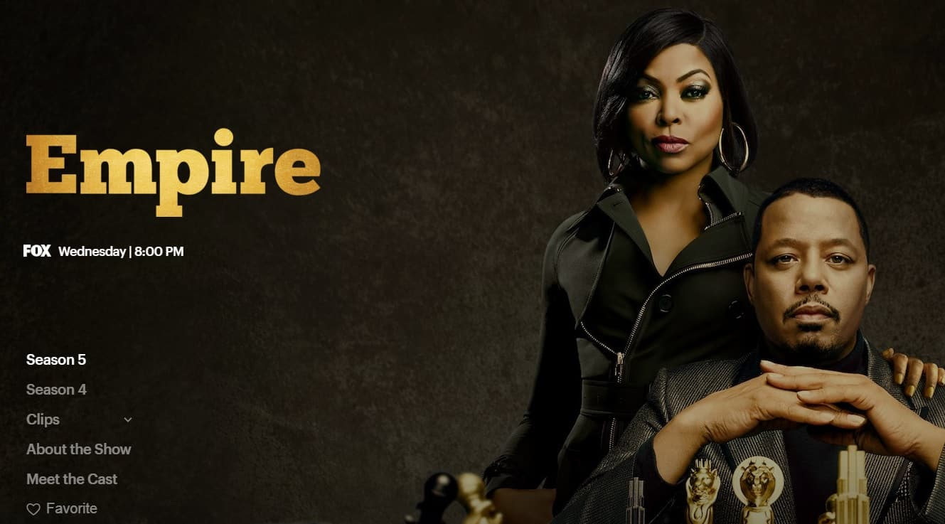 How to watch Empire season 5 online for free