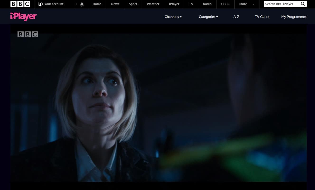 Watch Doctor Who live abroad with a VPN