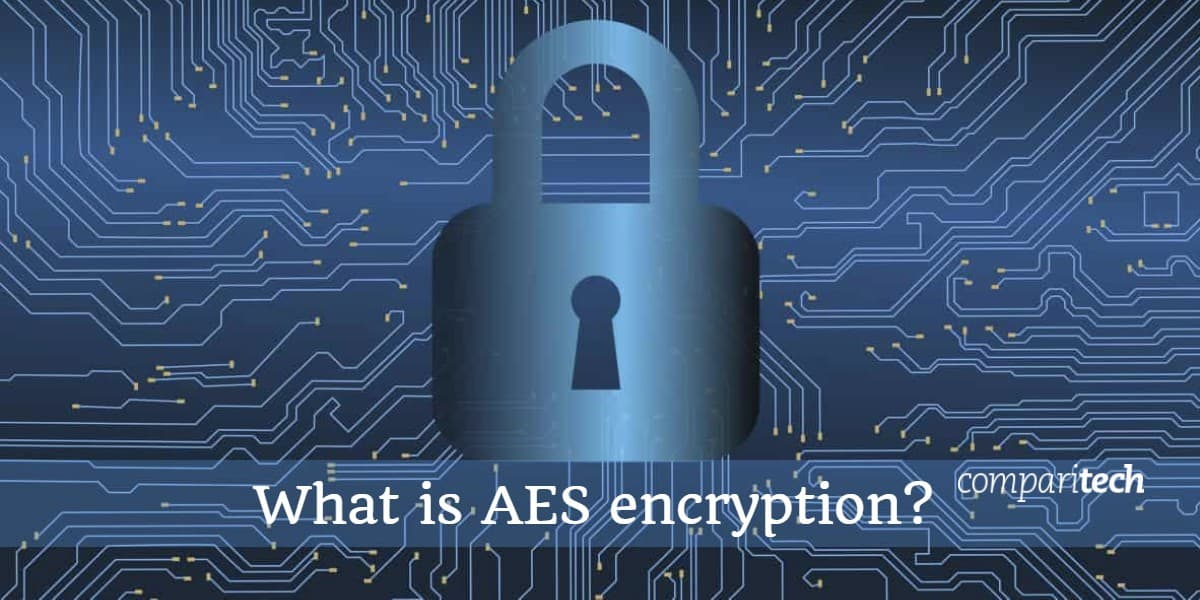 What is AES encryption (with examples) and how does it work?