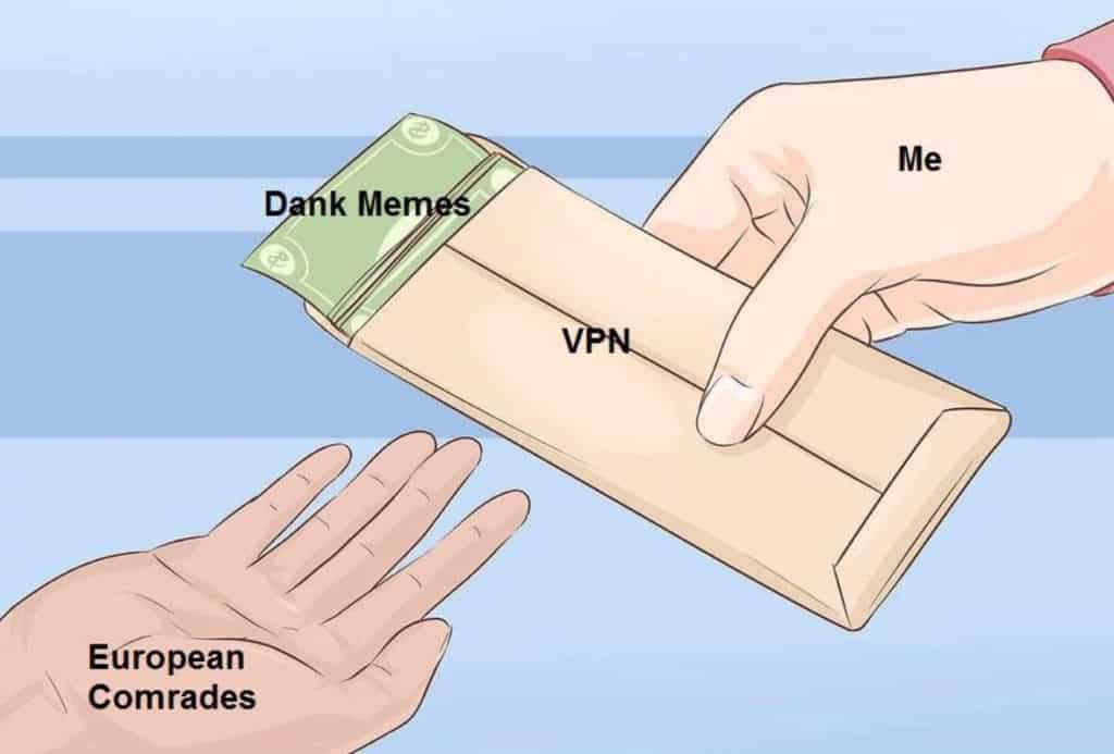 article 13 vpn usage