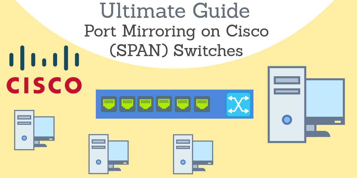 A guide to port mirroring on Cisco (SPAN) switches - Comparitech