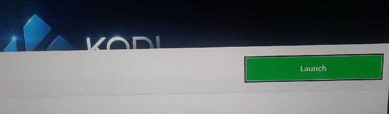 xbox kodi launch button 2