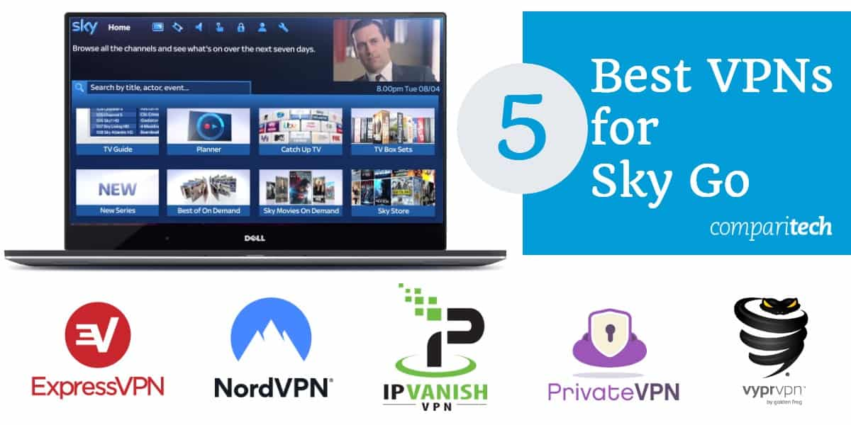 Best VPNs for sky go