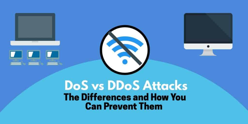 Dos vs DDOS Attacks