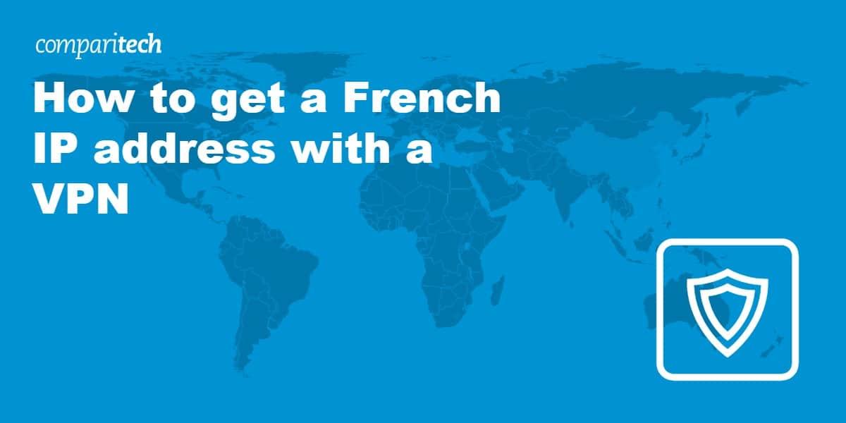 French IP address
