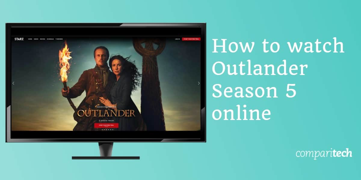 How to watch Outlander Season 5 online