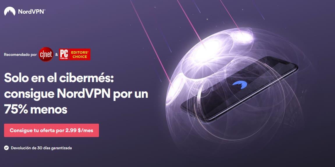 NordVPN Spanish
