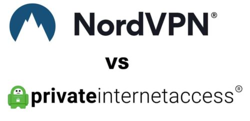 NordVPN vs Private Internet Access (PIA) : Two VPNs but only