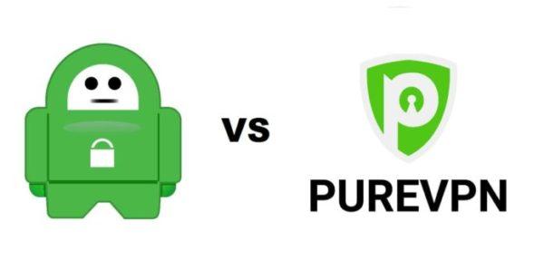 Private Internet Access (PIA) vs PureVPN