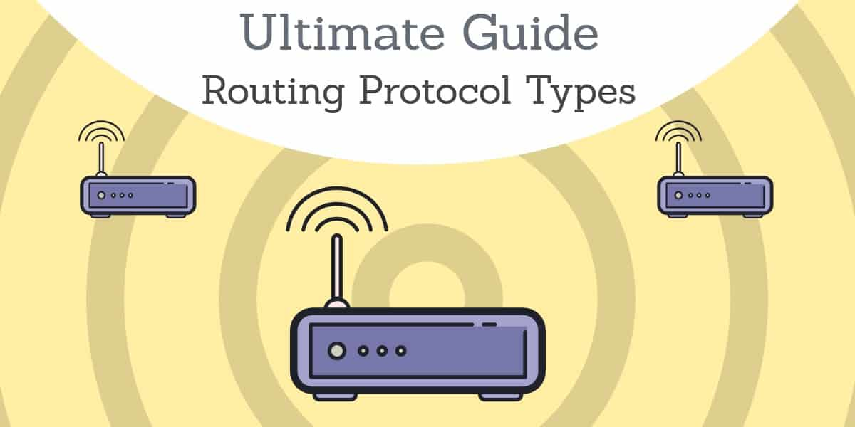 Routing Protocol Types header image