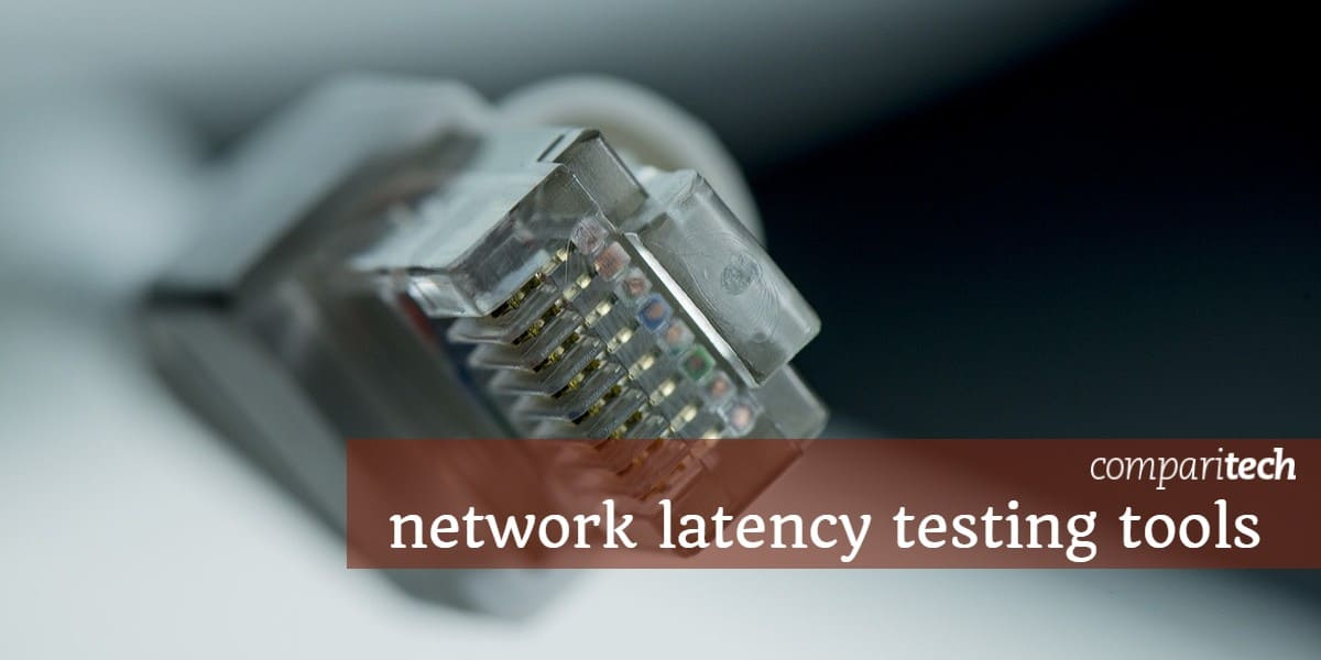 best network latency testing tools