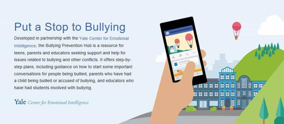 Facebook Bullying Prevention Hub.