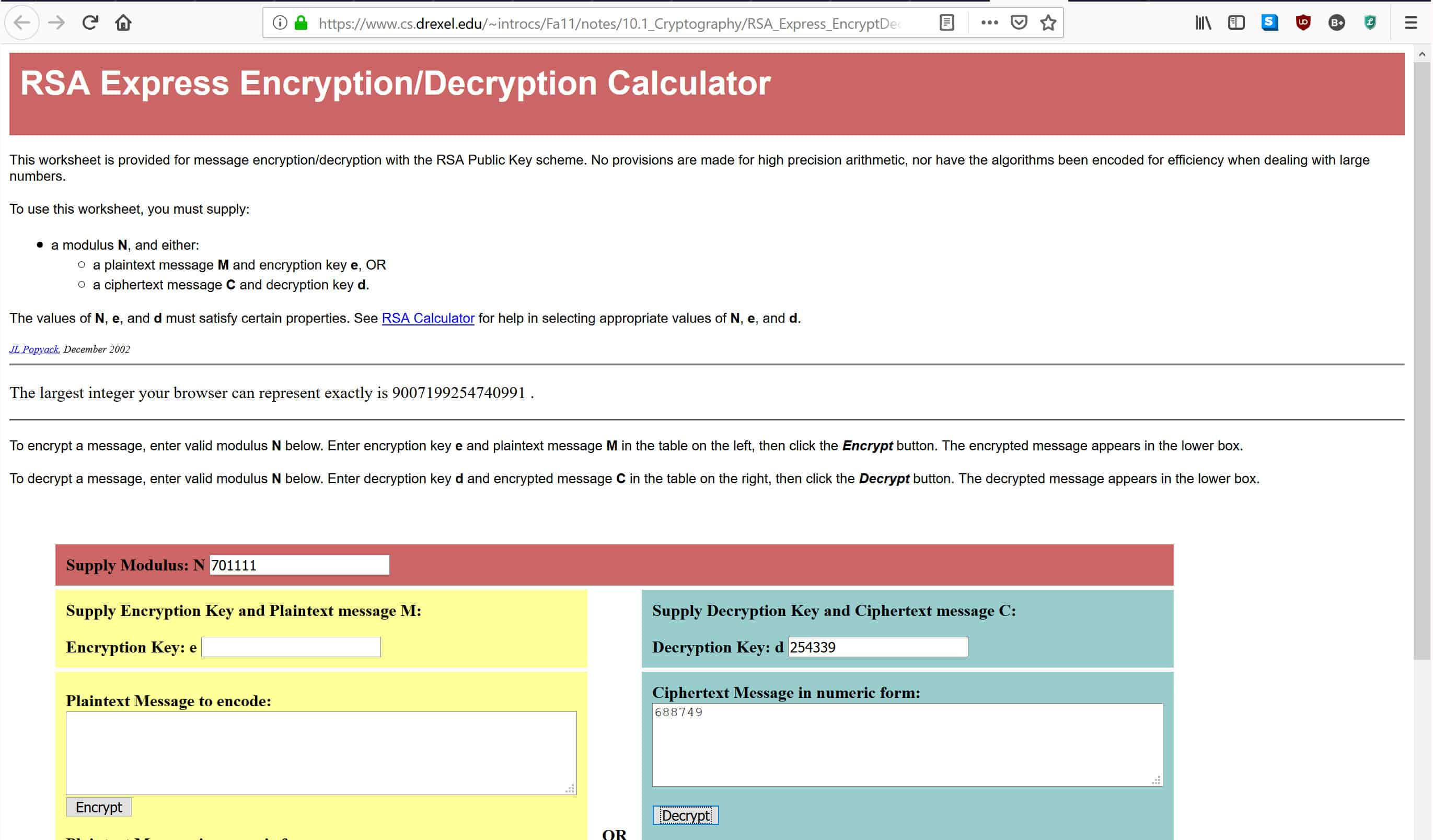 What is RSA encryption and how does it work? | Comparitech