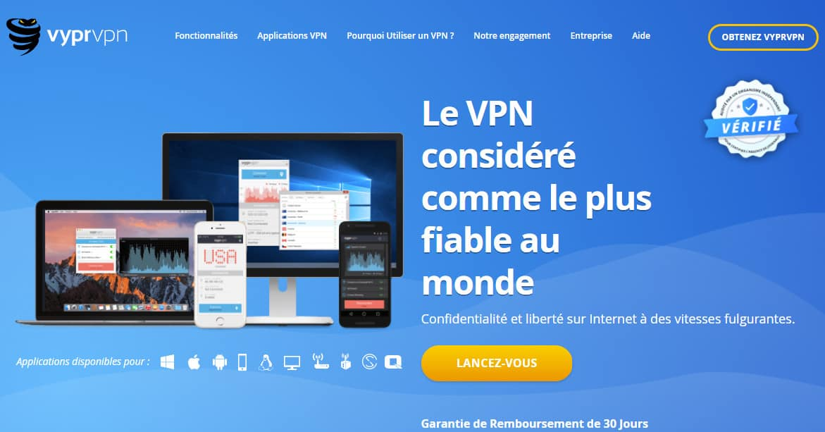 vyprvpn french