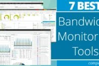 Best Bandwidth Monitoring Tools – Free Tools to Analyze Network Traffic Usage