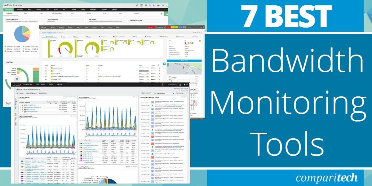 Bandwidth Monitoring Tools
