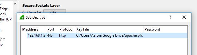 SSL Decrypt