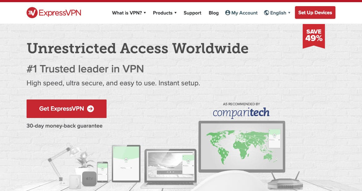 ExpressVPN works in China but read this first | Comparitech