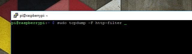 tcpdump - Capture 10
