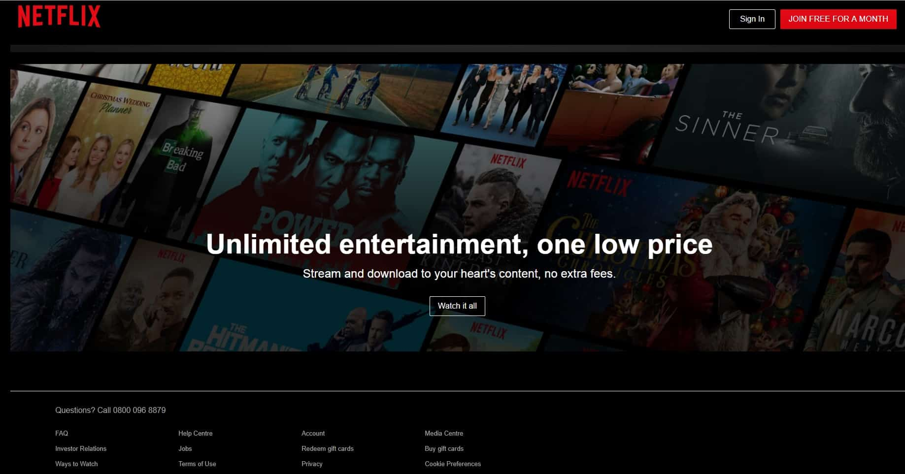 The best Netflix VPN 2019
