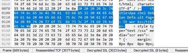Decrypted file