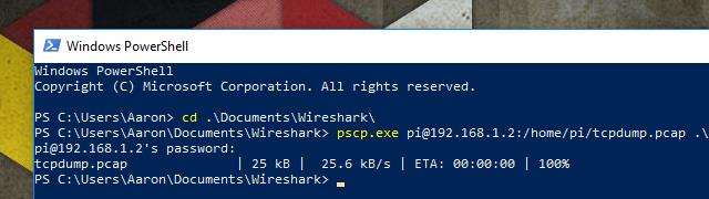 How to run a remote capture with Wireshark and tcpdump