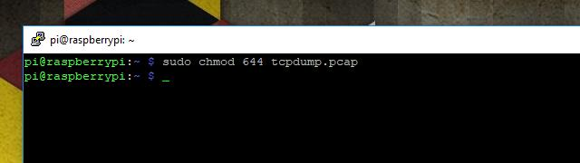 tcpdump - Capture 3