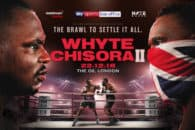 How to watch Dillian Whyte vs Dereck Chisora online