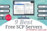 The 9 best Free SCP servers for Windows, Linux and Mac
