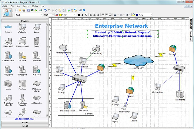 16 Best Network Topology Software Mapping Tools Free Paid