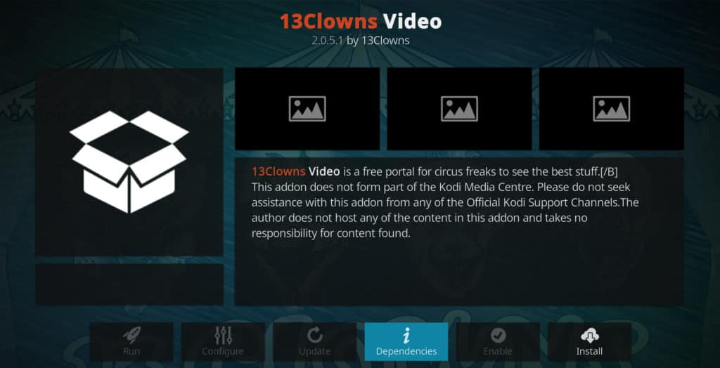 13clowns best kodi tv addons