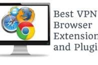 5 Best VPN browser extensions for 2019