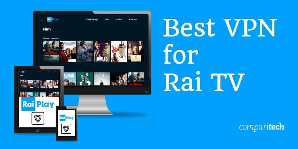 Best VPN for Rai TV