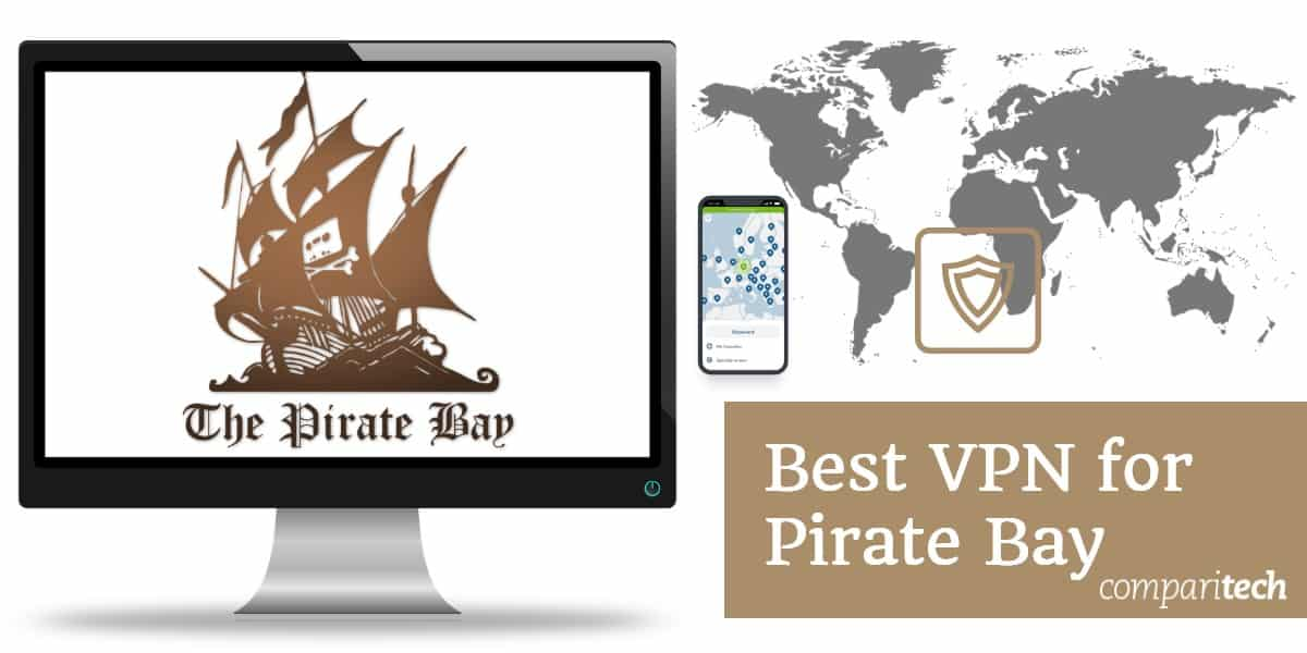 can i use pirate bay without vpn