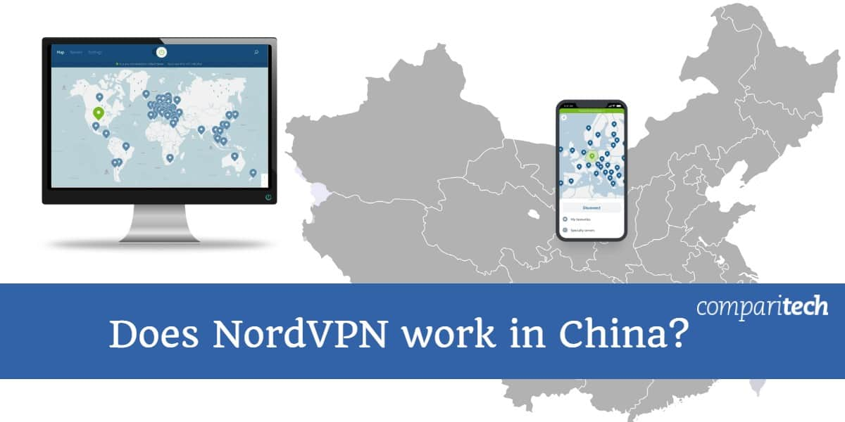 Does NordVPN work in China_