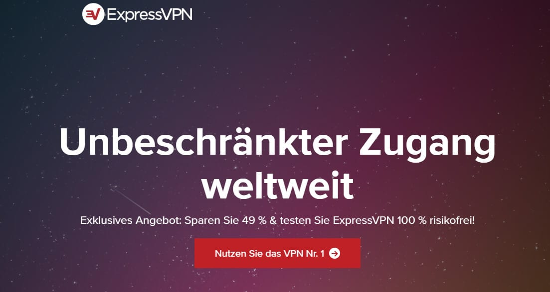 ExpressVPN German