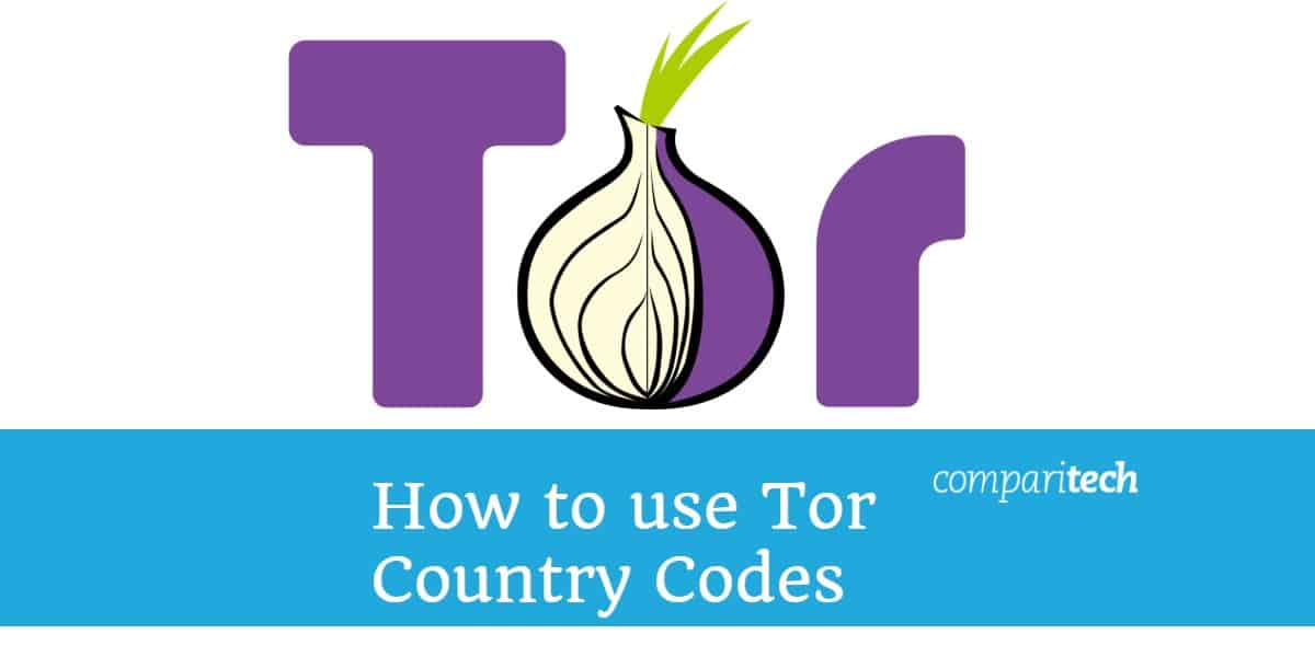 How to use Tor country codes