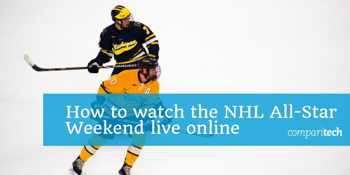 How to watch the NHL All-Star Weekend online