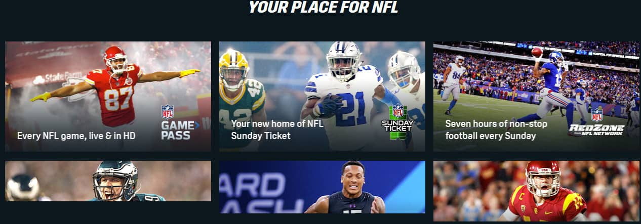 NFL Game Pass Review (2020): Watch Every NFL Game Online