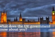 What does the UK government know about you?