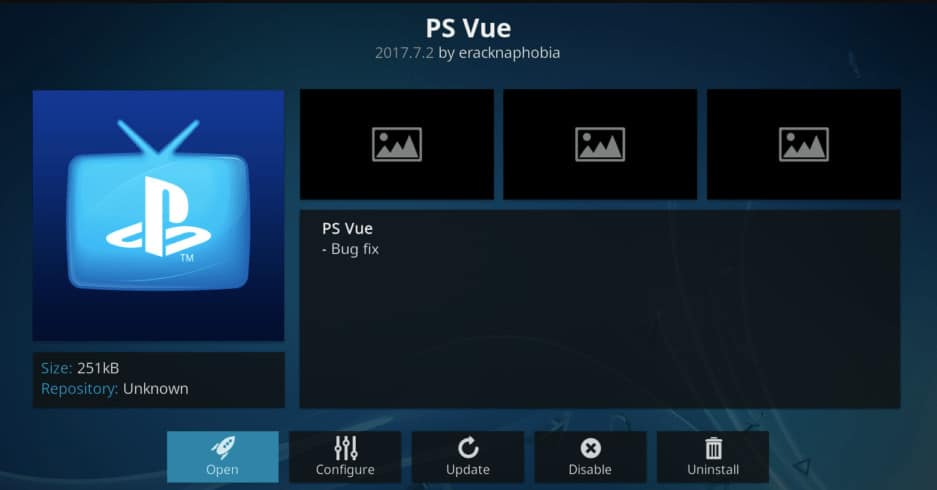 ps vue kodi addon 2019 nba finals