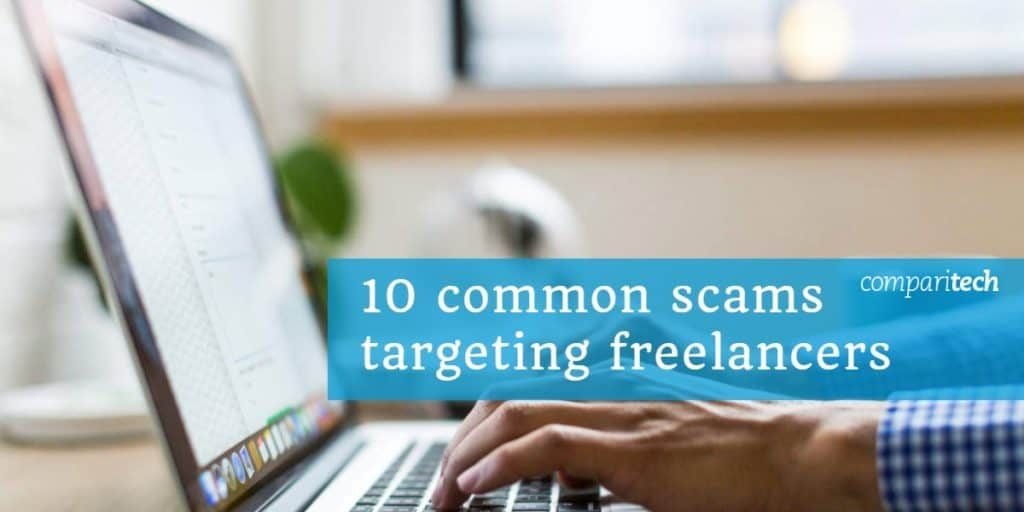 10 common scams targeting freelancers