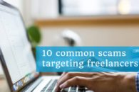 10 common scams targeting freelancers (and how to avoid them)