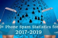 30+ Phone spam Statistics for 2017, 2018, 2019