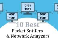 2019 Best Packet Sniffers (10 Packet Analyzers Reviewed)
